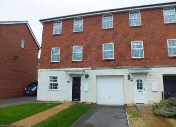 Thumbnail 3 bed mews house for sale in Moorhen Way, Packmoor, Stoke-On-Trent