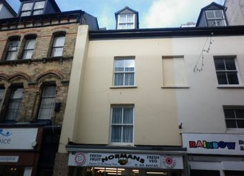 Thumbnail 4 bed maisonette to rent in High Street, Ilfracombe