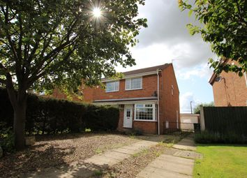 Thumbnail 2 bed semi-detached house to rent in Highlands Avenue, Strensall, York