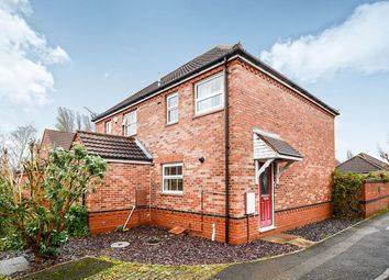 Thumbnail 2 bed semi-detached house for sale in Aldborough Way, York