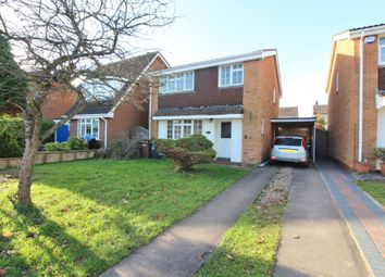 Thumbnail 4 bed detached house for sale in Albany Grove, Essington, Wolverhampton