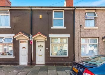 Thumbnail 2 bedroom terraced house for sale in Selborne Street, Rotherham