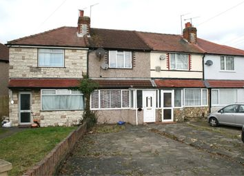 Thumbnail 2 bed terraced house for sale in Balmoral Drive, Hayes
