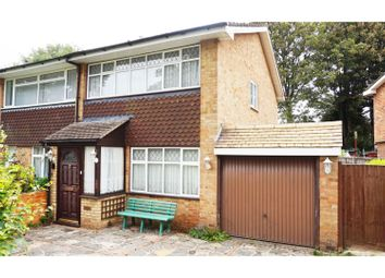 Thumbnail 2 bed end terrace house for sale in Ryelands Close, Caterham