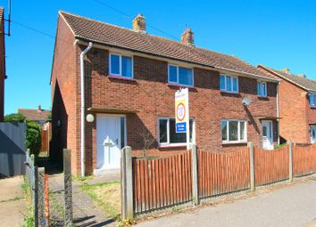 Thumbnail 3 bed semi-detached house for sale in Vale View Road, Aylesham, Canterbury