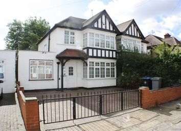 3 bed semi-detached house for sale in Conway Gardens, Wembley, Middlesex HA9