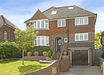 Thumbnail 4 bed detached house for sale in Pewley Way, Guildford, Surrey