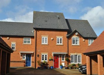 Thumbnail 3 bed terraced house for sale in Woodall Close, Biggleswade, Bedfordshire