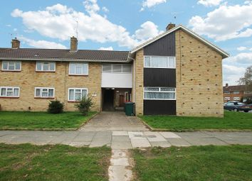 Thumbnail 2 bed maisonette to rent in Hogarth Road, Crawley, West Sussex.
