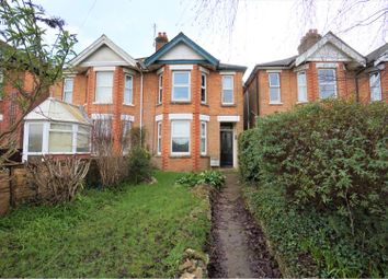 Thumbnail 3 bed semi-detached house for sale in Wimborne Road, Wimborne