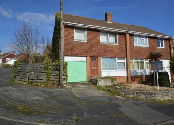 Thumbnail 3 bed semi-detached house for sale in Montgomery Walk, Waterlooville
