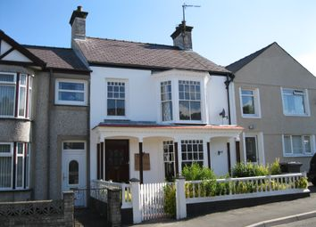 Thumbnail 3 bed town house to rent in High Street, Llannerch Y Medd