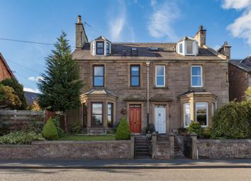Thumbnail 4 bed semi-detached house for sale in West Mount, Langlands Place, Newtown St Boswells