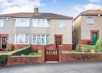 Thumbnail 3 bed semi-detached house for sale in Boston Road, Horfield, Bristol