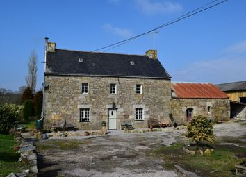 Thumbnail 3 bed detached house for sale in 56770 Plouray, Morbihan, Brittany, France