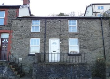 Thumbnail 3 bed terraced house to rent in Rickard Street, Treforest, Pontypridd
