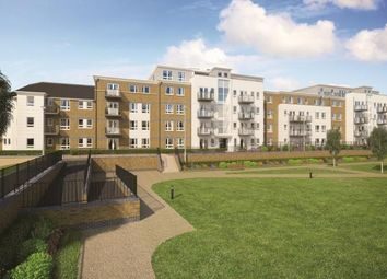 Thumbnail 1 bed flat to rent in Moorland Place, Kingfisher Drive, Maidenhead