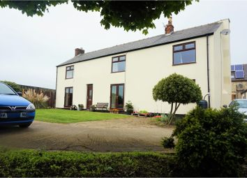 Thumbnail 4 bed farmhouse for sale in Haswell, Durham