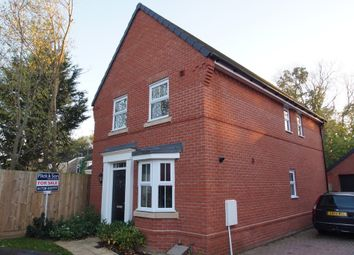 Thumbnail 3 bed detached house for sale in Franklin Road, Saxmundham