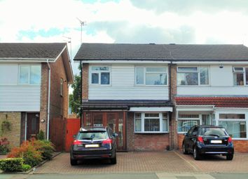 Thumbnail 3 bedroom semi-detached house for sale in Hamstead Road, Great Barr