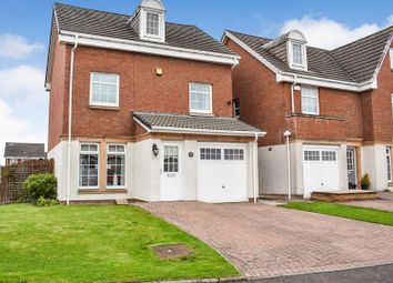 Thumbnail 4 bed detached house for sale in Sibbald View, Armadale