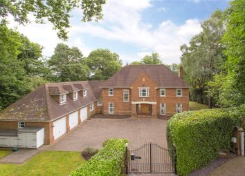 Thumbnail 5 bedroom detached house for sale in Bowater Ridge, St George's Hill, Weybridge, Surrey