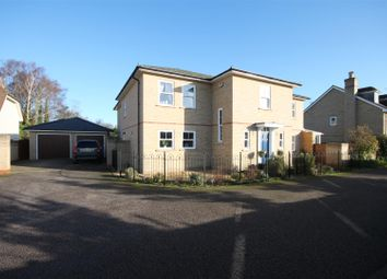 Thumbnail 5 bedroom detached house to rent in Cossington Close, Cottenham, Cambridge