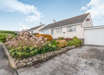 Thumbnail 3 bedroom bungalow for sale in Crowlas, Penzance, Cornwall