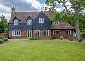 Lees Hill, South Warnborough, Hook, Hampshire RG29. 5 bed detached house