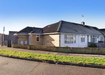 Thumbnail 2 bed semi-detached bungalow for sale in Oakcroft Gardens, Littlehampton