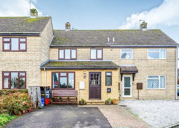 Thumbnail 3 bed terraced house for sale in Chapel Close, Leafield, Witney