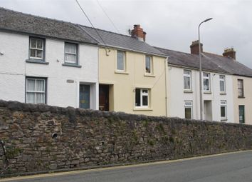 Thumbnail 1 bed terraced house for sale in City Road, Haverfordwest