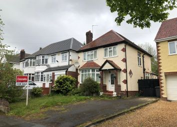 3 bed detached house for sale in Sutherland Road, Goldthorn, Wolverhampton WV4