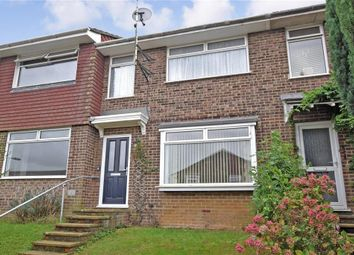 Thumbnail 3 bed terraced house for sale in Buckhurst Close, Lewes, East Sussex