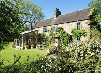 Thumbnail 4 bed detached house for sale in Eagle Tor, Birchover, Matlock, Derbyshire