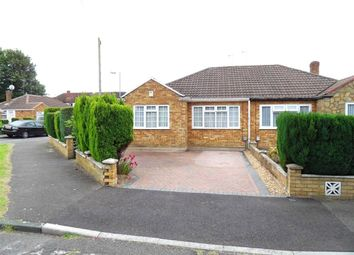 Thumbnail 3 bed semi-detached bungalow for sale in Poets Green, Luton, Bedfordshire