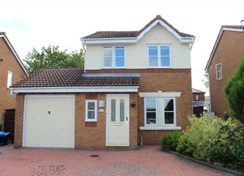 Thumbnail 3 bed detached house for sale in Balmore Close, Bolton