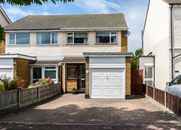Thumbnail 3 bedroom semi-detached house for sale in Wakering Road, Shoeburyness