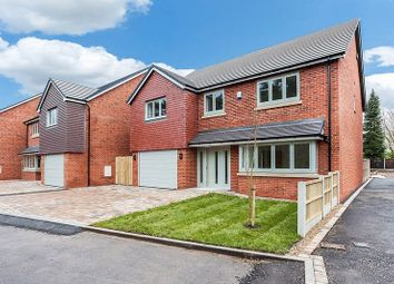 Thumbnail 5 bed detached house for sale in Lyndale Grove, Somerford, Congleton