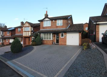 Thumbnail 3 bed detached house for sale in St. Michaels Close, Arley, Coventry