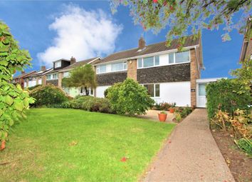 Thumbnail 3 bed semi-detached house for sale in Westbury Close, Chilwell, Nottingham