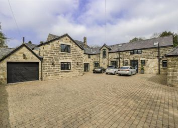 Thumbnail 6 bedroom barn conversion for sale in Highstairs Lane, Stretton, Alfreton