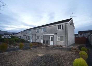 Thumbnail 2 bed flat for sale in The Poplars, Tullibody, Alloa