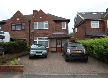 Thumbnail 3 bed semi-detached house for sale in Balmoral Avenue, Beckenham