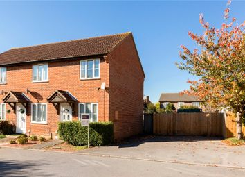 Thumbnail 1 bed end terrace house for sale in Wilfred Way, Thatcham, Berkshire