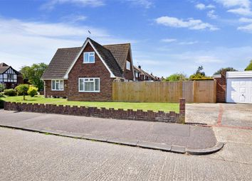 Thumbnail 3 bed bungalow for sale in Frobisher Way, Goring-By-Sea, Worthing, West Sussex