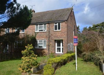 Thumbnail 3 bed semi-detached house to rent in The Street, Willesborough, Ashford