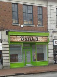 Thumbnail Retail premises to let in 180 High Street, Burton Upon Trent, Staffordshire