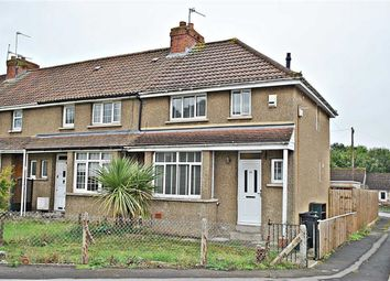 Thumbnail 2 bed end terrace house for sale in Syston Park, Kingswood, Bristol