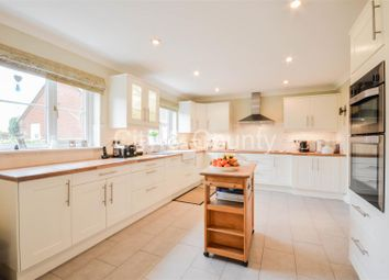 Thumbnail 3 bed detached house for sale in Front Road, Murrow, Wisbech